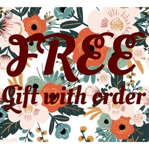 🌼Free gift with each order🌼